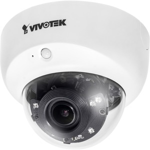 Fd8167-T 1920x1080 Indoor Dome Camera 2.8-12mm 30m Ir Wdr RJ45 / Mfr. No.: Fd8167-T