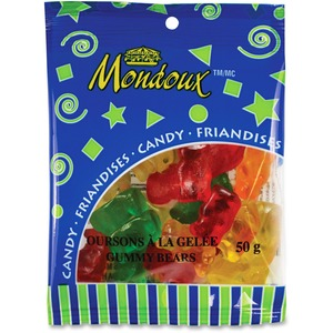 Mondoux Candy Gummy Bears 50 g