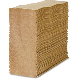 Esteem® Multifold Towels Natural 334/pkg 12/ctn