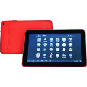 9in Android 4.4 Quad Core 8gb Bluetooth Dual Camera Wireless / Mfr. No.: 9rk-Q-Red