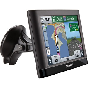 Garmin Portable Vehicle GPS Refurb Nuvi 56Lmt Us/Canada 010-N1198-05