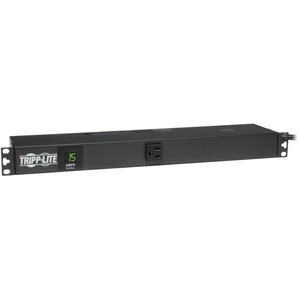 Metered Pdu 120v 15a 5-15r 13 Outlet 5-15p Horizontal 1u 6ft / Mfr. No.: Pdumh15-6