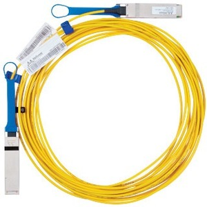 Mellanox Active Fiber Cable, ETH 100GbE, 100Gb/s, QSFP, 30m