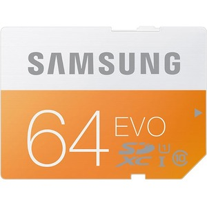 64gb SD Card Evo Class 10 / Mfr. No.: Mb-Sp64d/Am