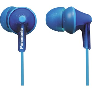 Ergofit In-Ear Blue Earphone / Mfr. No.: Rp-Hje125-A
