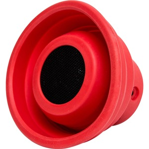 X-Horn Portable Bluetooth Speaker Red / Mfr. No.: Sy-Spk23055