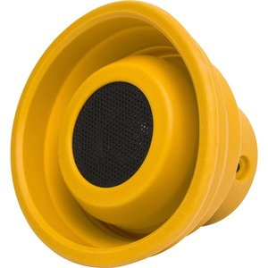 X-Horn Portable Bluetooth Speaker Yellow / Mfr. No.: Sy-Spk23057