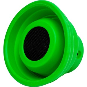 X-Horn Portable Bluetooth Speaker Green / Mfr. No.: Sy-Spk23058