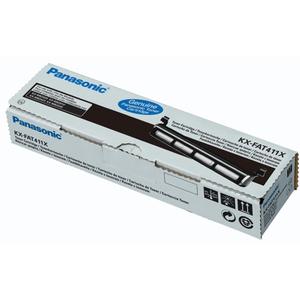 Toner Panasonic Noir - 2 000 Pages Pour MB2000/2030 - KX-FAT411X