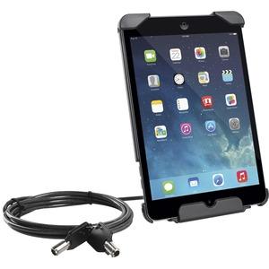 IPad Mini Lock and Stand Black Cable Lock 2 Keys Case IPad Min / Mfr. No.: T2406b