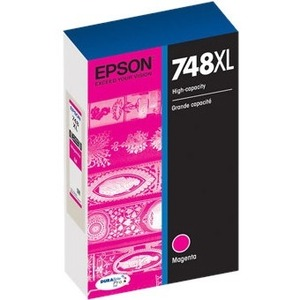 Epson 748 Ink Cartridge - Magenta