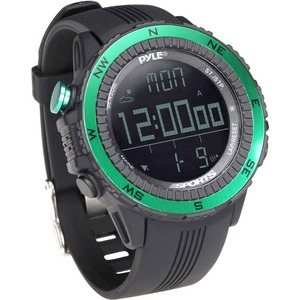 Digital Multifunction Active Sports Watch Green / Mfr. No.: Pswwm82gn