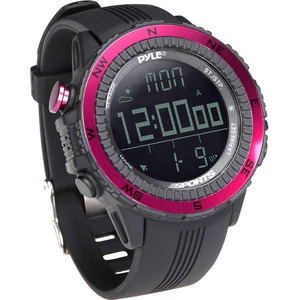Digital Multifunction Active Sports Watch Pink / Mfr. No.: Pswwm82pn