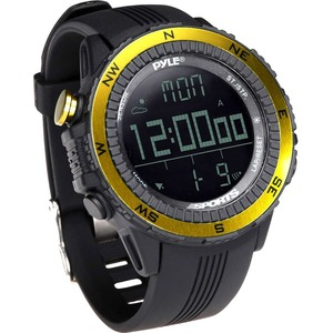 Digital Multifunction Active Sports Watch Yellow / Mfr. No.: Pswwm82yl