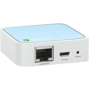 andN300 Pocket Ap Router 2.4ghz N/G/B / Mfr. No.: Tl-Wr802n