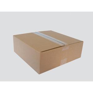 "Crownhill Kraft Corrugated Shipping Boxes 12""W x 12""D x 4""H 25/pkg"