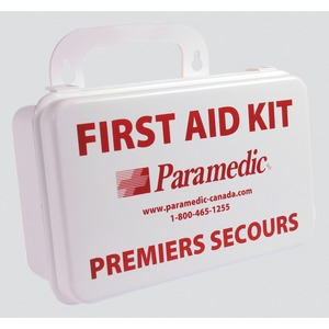 Paramedic First Aid Safety Kit White 124 pieces/kit