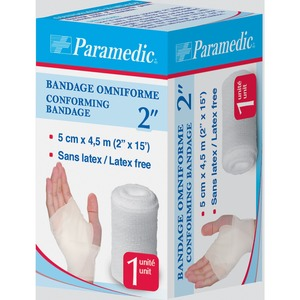 Paramedic Conforming Bandages Non-sterile 2""