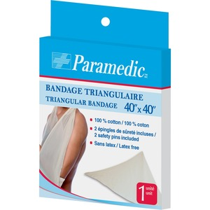 "Paramedic Triangular Bandage 40"" x 40"""