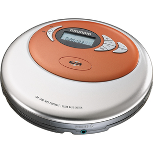 Grundig CDP 5100 SPCD CD/MP3 Player