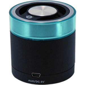 Conceptronic Portable Bluetooth 3.0 Travel Stereo Speaker
