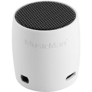 MusicMan NANO Bluetooth Soundstation BT-X7 White