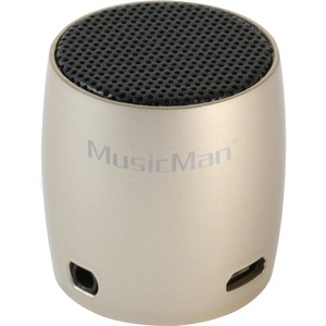 MusicMan NANO Bluetooth Soundstation BT-X7 Champagne
