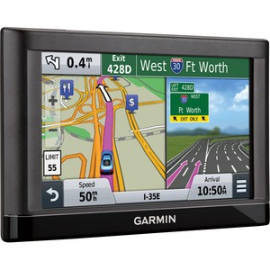 Garmin Portable Vehicle GPS Refurb Nuvi 55Lm 49 States 010-N1198-01
