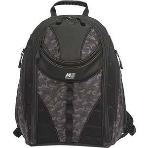 Express Backpack Black With Camo Trim 16in PC 17in Mac / Mfr. No.: Mebpe62