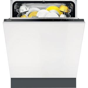 Zanussi Full Size Built In Dishwasher
