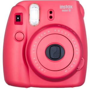 Instax Mini 8 Raspberry Us Ex / Mfr. No.: 16443917