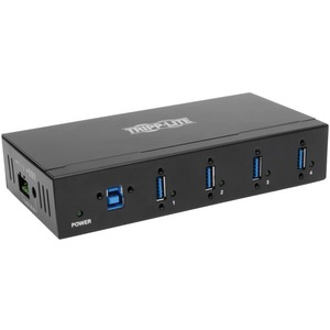 4port Industrial USB 3.0 Superspeed Hub 15kv Esd Immunit / Mfr. No.: U360-004-Ind