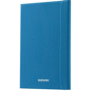 Blue Canvas Cover For Galaxy Tab A 9.7 / Mfr. No.: Ef-Bt550bleguj