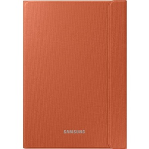 Orange Canvas Cover For Galaxy Tab A 9.7 / Mfr. No.: Ef-Bt550boeguj