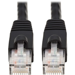 14ft Black Augmented Cat6 Cat6a Snagless 10g Patch Cable RJ45 / Mfr. No.: N261-014-Bk