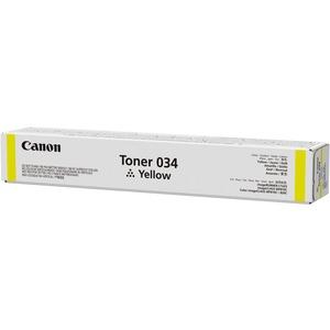 Canon 034 - Jaune - original - cartouche de toner - 9451B001