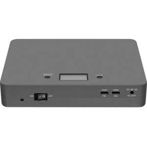 Apups01f 60 000mah Portable 200w Ups Dual USB and 200w AC Out / Mfr. No.: Apups01f