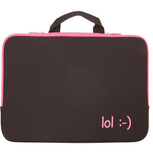 Not01uf Fuschia Laptop Sleeve 15.6in Rvrse Zipper Internal Ha / Mfr. No.: Not01uf