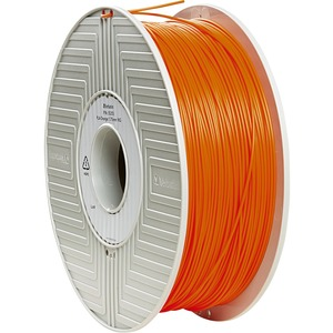 Pla 3d Filament 1.75mm 1kg Reel Orange / Mfr. No.: 55255