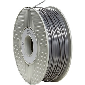 Pla 3d Filament 3mm 1kg Reel Silver / Mfr. No.: 55266