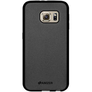 Amzer Black Pudding Tpu Skin Case For Samsung Galaxy S6 G920 / Mfr. No.: Amz97626