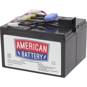 Replacement Battery No 48 / Mfr. Item No.: Rbc48