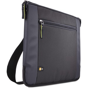 Intrata Anthracite Laptop Attache 14in / Mfr. No.: Int114anthracite