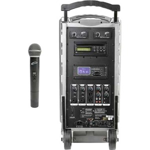 Califone PowerPro SD Portable PA Wireless Mic