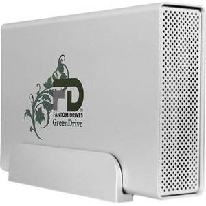 6tb Fantom Drives Greendrive3 USB 3.0/2.0 Aluminum Ext HDD / Mfr. No.: Gd6000u3