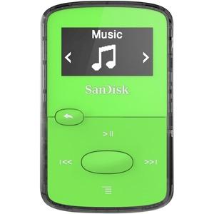 SanDisk Clip JAM SDMX26-008G-G46G 8GB Flash MP3 Player