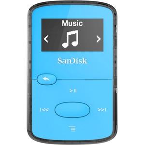 SanDisk Clip JAM SDMX26-008G-G46B 8GB Flash MP3 Player