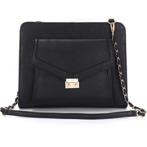 Portofino Universal Tablet Tote Black Detachable Strap/Room For Files / Mfr. No.: Slpor-Tobk-Universal