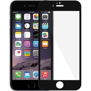 Kristal Clear Edge2edge Black Screen Protector For IPhone 6 / Mfr. No.: Amz97471