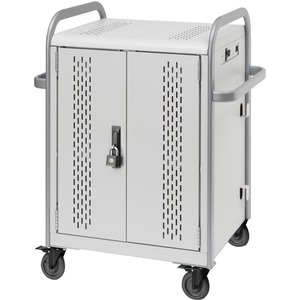 30unit Chromebook Charging Cart Back Access Panel Power Manager / Mfr. No.: Mdmtab30bp-Ctal